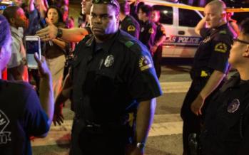 États-Unis : cinq policiers tués lors d'un rassemblement contre la mort de deux Africains-Américains