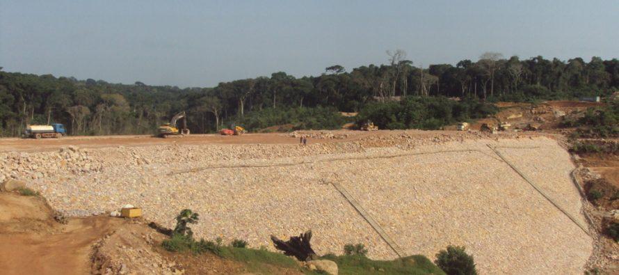 Congo : la centrale hydroélectrique de Liouesso sera bientôt inaugurée