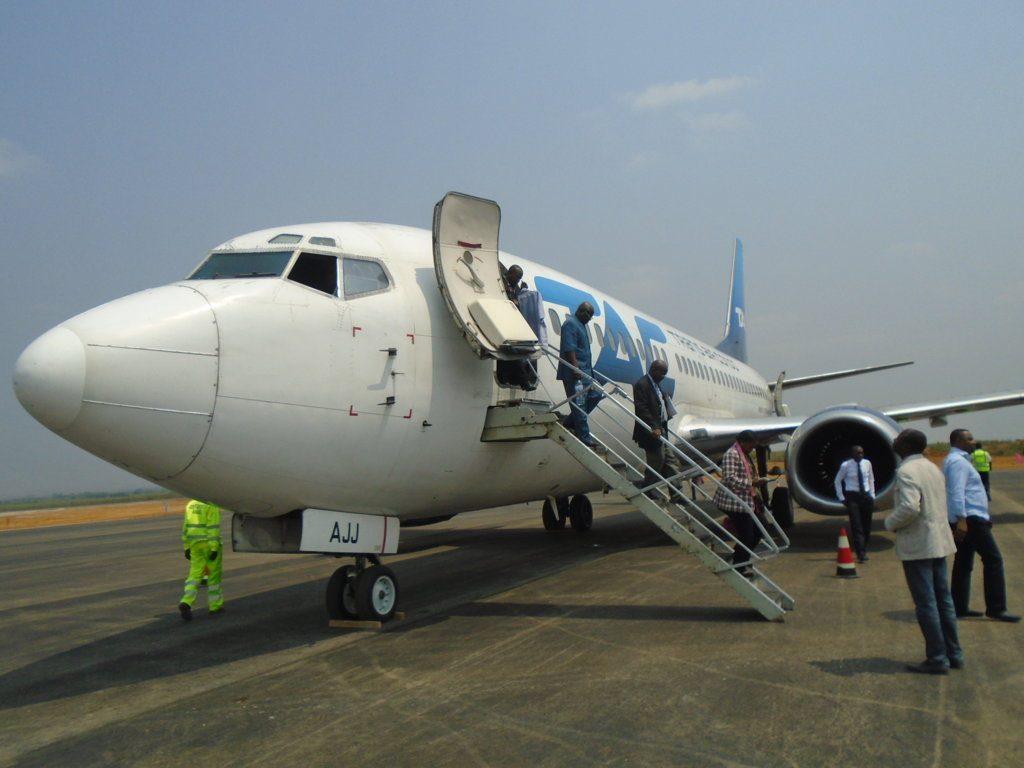 la société Trans Air Congo (TAC