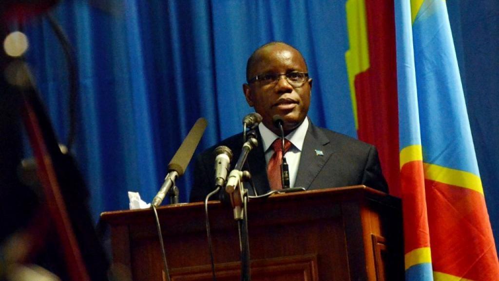 Aubin Minaku, président de l'Assemblée nationale
