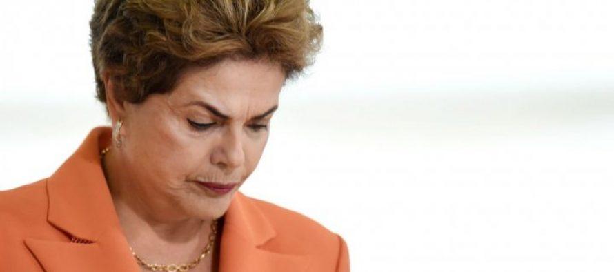 Le Sénat brésilien vote en faveur d'un procès en destitution contre Dilma Rousseff