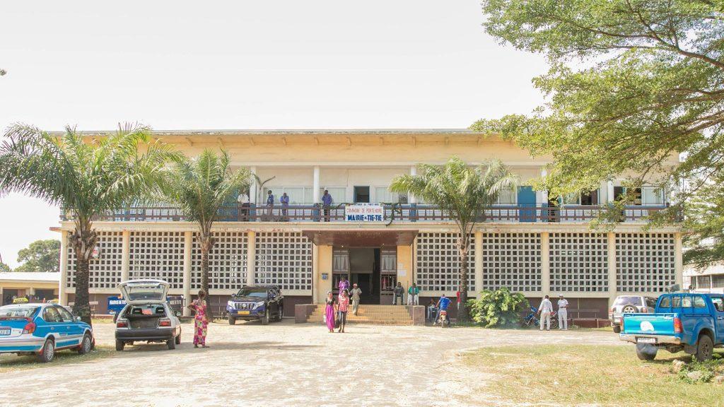 Arrondissement 3 Tié-Tié, à Pointe-Noire
