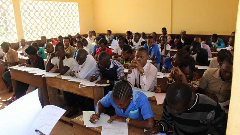 école au Congo Brazzaville