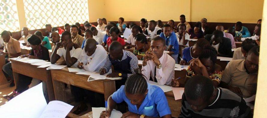 Congo : lancement d'un projet de modernisation des écoles privées