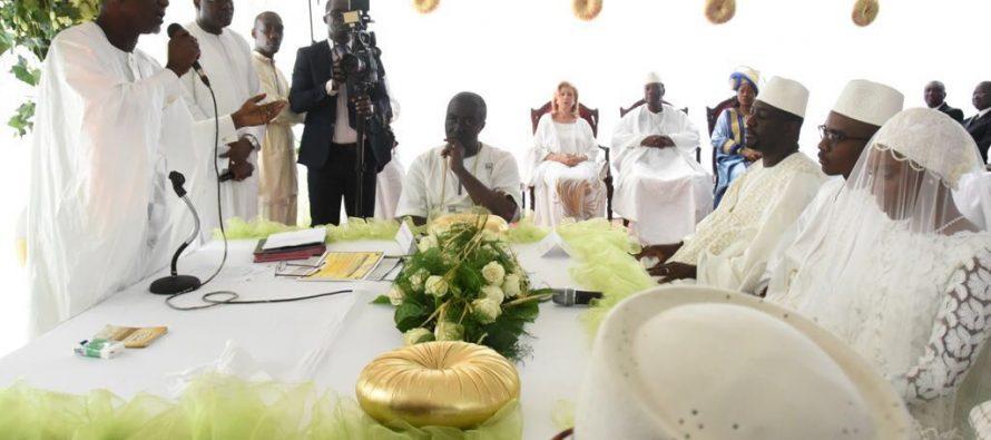 Le porte-parole du gouvernement ivoirien épouse la nièce du président Ouattara