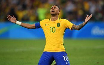 JO de Rio 2016 : le Brésil de Neymar décroche sa première médaille d'or en foot