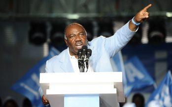 Ali Bongo: «ce n'est pas à 74 ans que Jean Ping va commencer une carrière de démocrate»