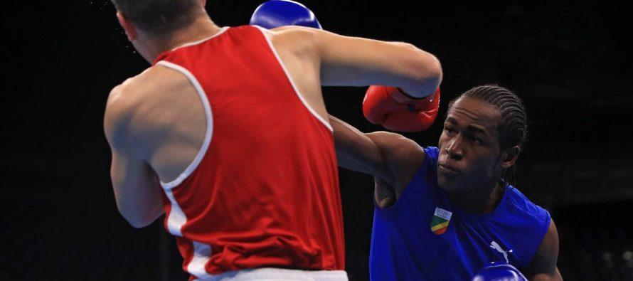 Rio 2016 : le Congolais Anauel Mpi Ngamissengue quitte la compétition