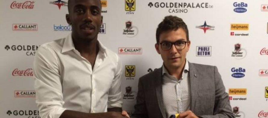 L'attaquant international congolais Kevin Koubemba a signé à Saint-Trond (D1 belge)