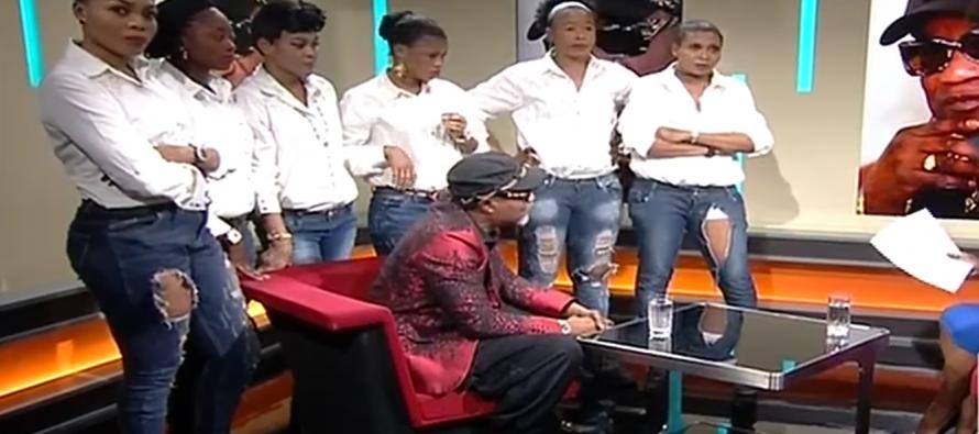 Le calvaire des danseuses de Koffi Olomidé, la star de la rumba congolaise