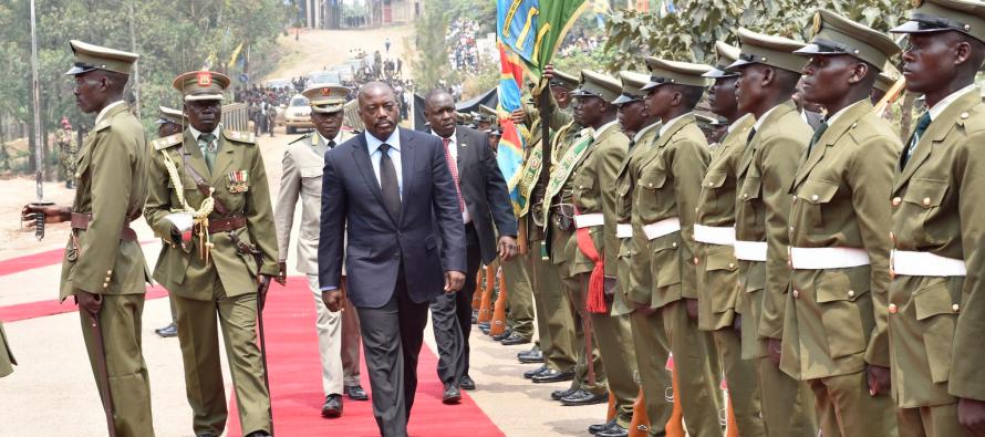 RDC – Joseph Kabila: « le Président n'organise pas les élections »