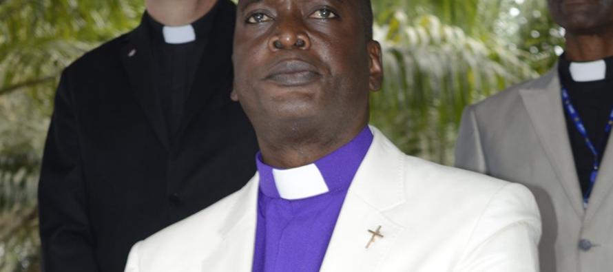 L'Église Évangélique du Congo a un nouveau Président le pasteur Edouard Moukala