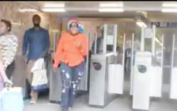 Paris – Affaire frauder le métro : Une Congolaise pris la main dans le sac