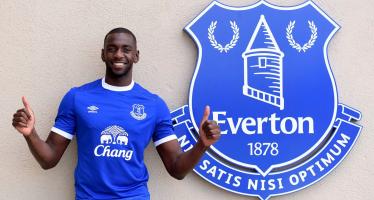 Foot-transfert : le Congolais Yannick Bolasie signe pour 5 ans à Everton