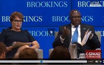 François Nkuna Balumuene, ambassadeur de la RDC aux États-Unis, ne parle pas anglais ?