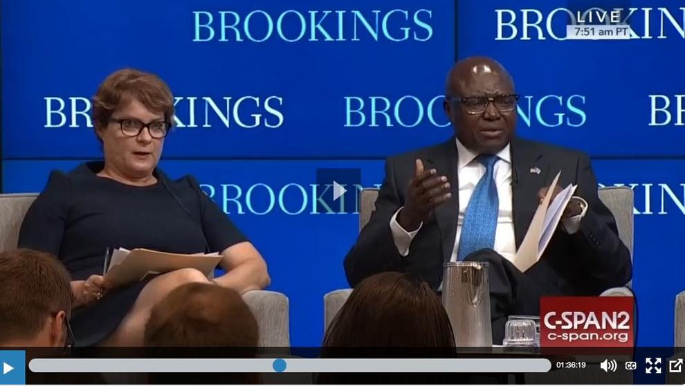 rançois Nkuna Balumuene, ambassadeur de la RDC aux États-Unis, ne parle pas anglais ?