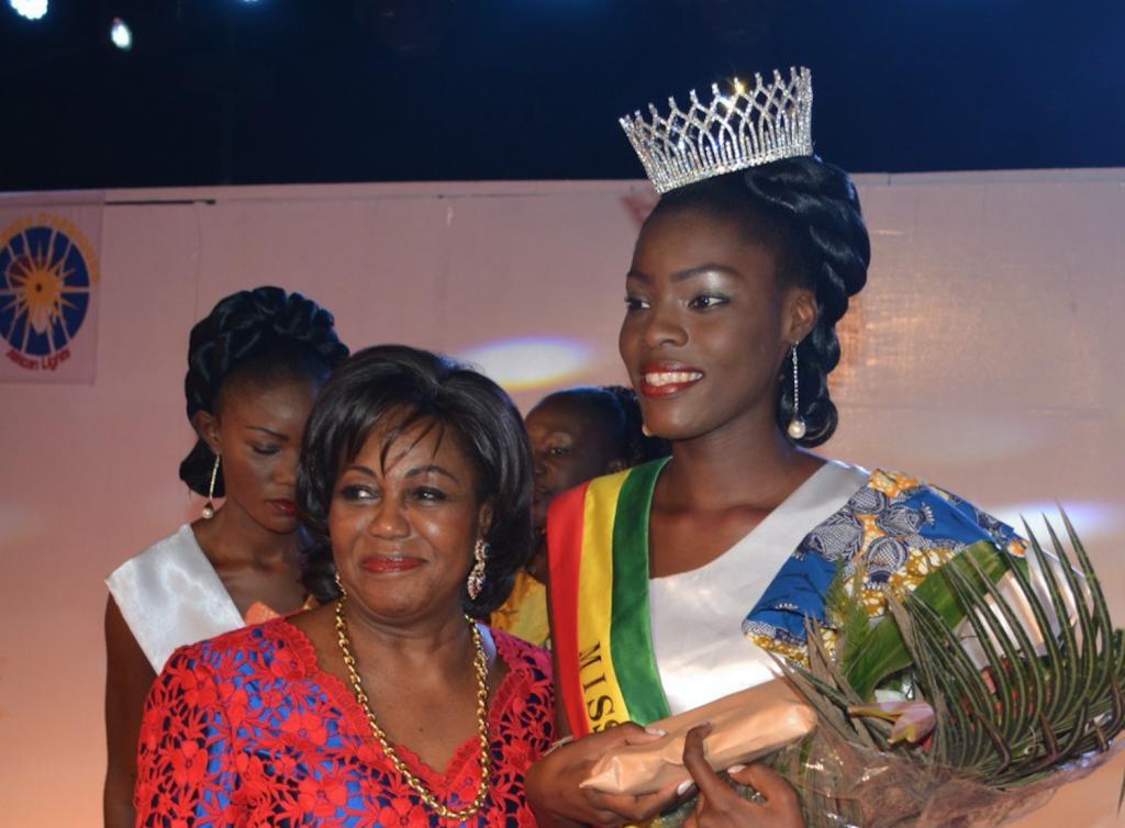 Miss indépendance 2016 : Emmanuelle Goma