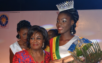Congo – Miss indépendance 2016 : Emmanuelle Goma, la plus belle de la Bouenza