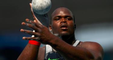 JO de Rio 2016 – Finale du lancer du poids : le Congolais Franck Elemba termine 4ème