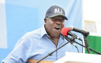 """Présidentielle au Gabon : «Si Ali Bongo passe, ils vont tout """"gaspiller""""»"""