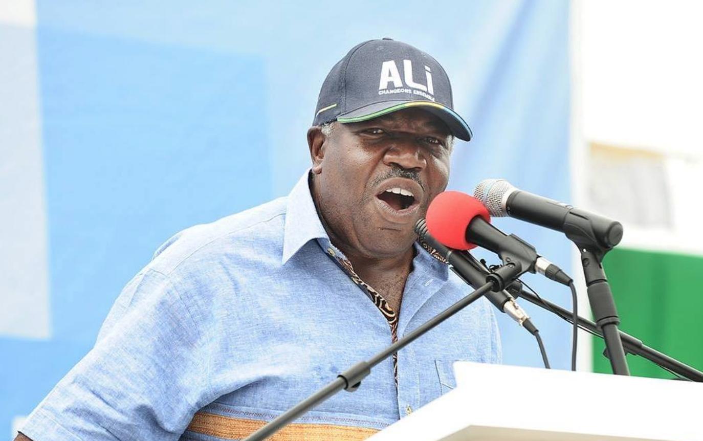 Ali Bongo Ondimba,