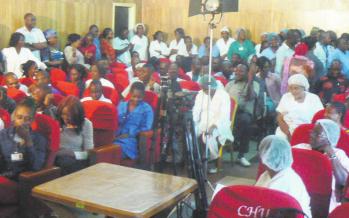 CHU-Brazzaville : le personnel réclame un audit sur la dette sociale