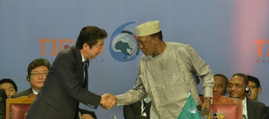 Le Japon s'engage à investir 30 milliards de dollars en Afrique