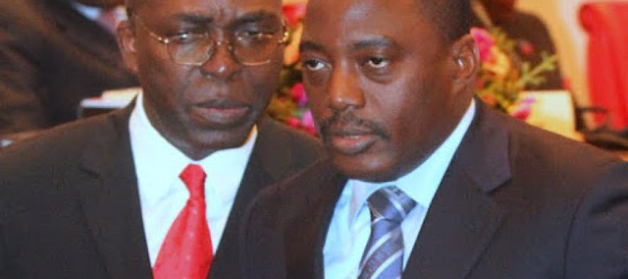 VIDÉO – RDC : Le Président Kabila oublie de saluer son Premier Ministre Matata Ponyo