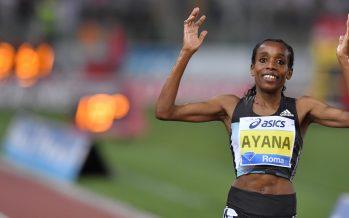 JO 2016 – Athlétisme : titre et record du monde pour l'Éthiopienne Almaz Ayana sur 10.000 m