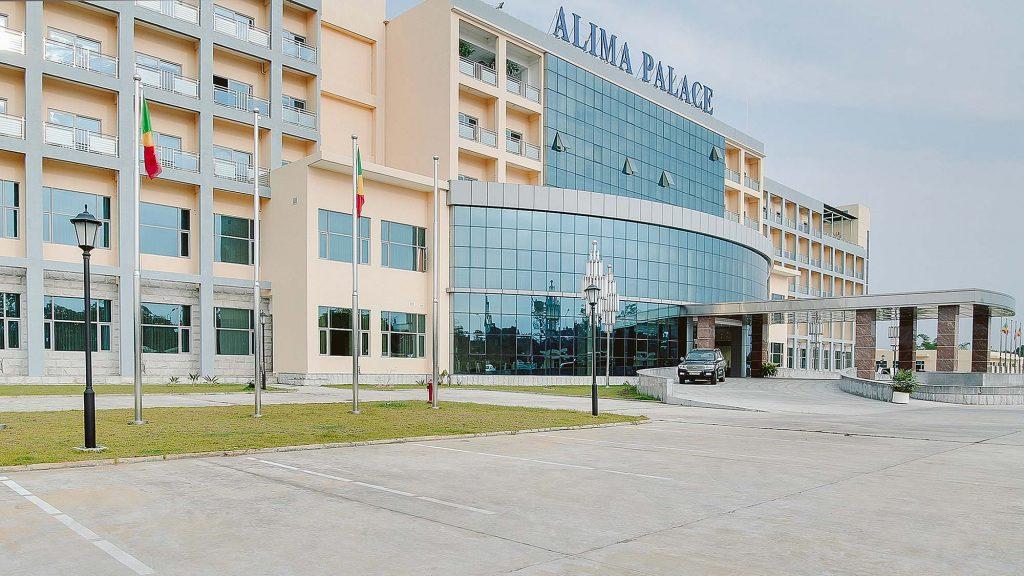 hotel alima palace oyo congo