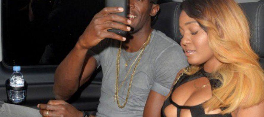 Usain Bolt , la fête continue