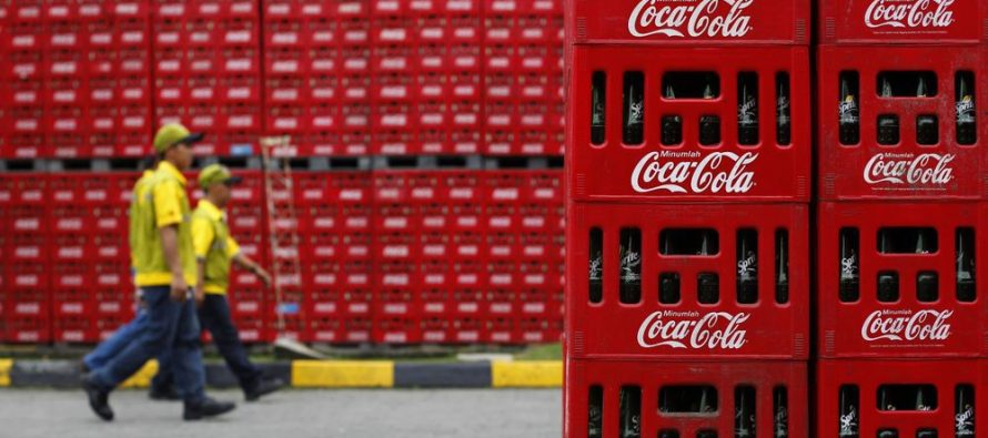 370 kg de cocaïne découverts dans un container chez Coca-Cola
