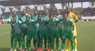 Football : l'AC Léopards de Dolisie en conquête de son sixième titre à Madingou face à CARA