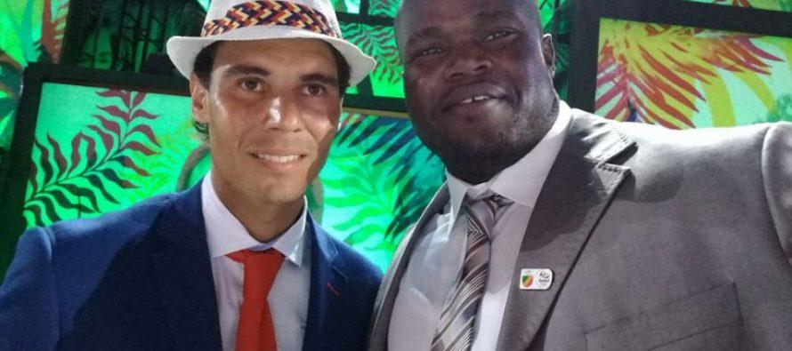 VIDÉO – Rio 2016, revivez la cérémonie d'ouverture des JO avec le Congolais Franck Elemba
