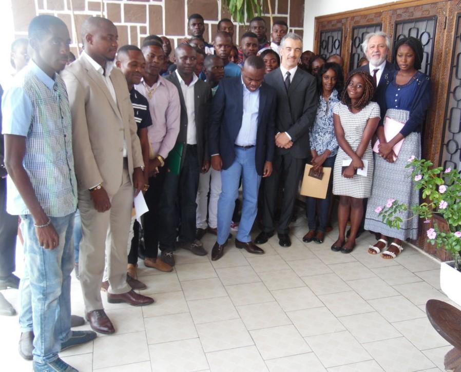 48 étudiants congolais bénéficient d'une bourse d'études en Italie