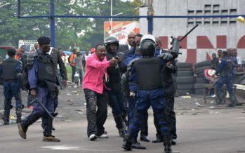 RD Congo :  Une trentaine d'arrestations après l'opération « ville morte » à Kinshasa