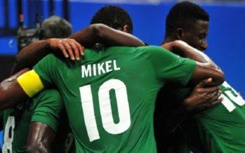 JO 2016 : Le Nigeria bat le Danemark (2-0) et se qualifie en demi-finale