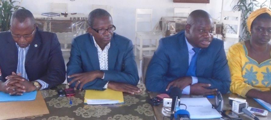 Paul-Marie Mpouele et ses copains créent une coalition de l'opposition à Brazzaville
