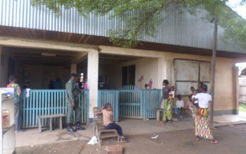 Congo : le service de pédiatrie du Centre de santé intégré de Bétou dans un état piteux