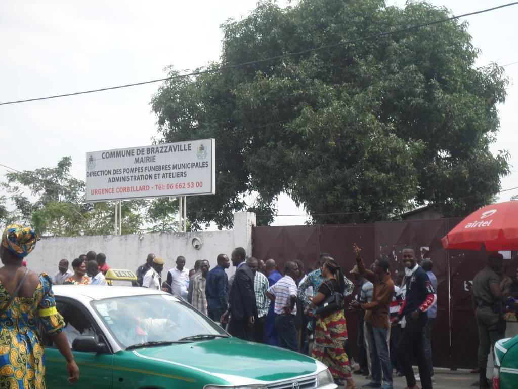 Brazzaville: une grève des agents municipaux empêche la levée des corps