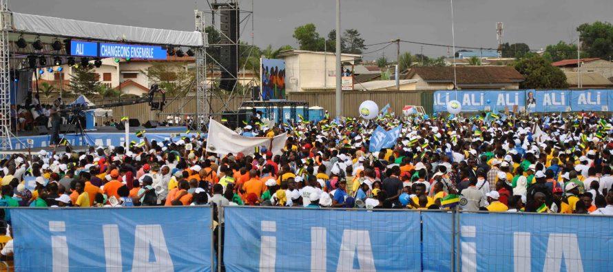 Gabon – Fin de la campagne électorale : Ali Bongo assure la victoire à la jeunesse gabonaise