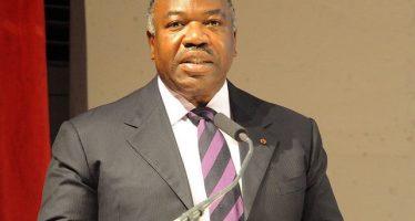 Le président gabonais Ali Bongo Ondimba promet le succès de la CAN 2017
