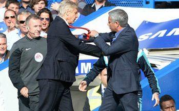 Angleterre: José Mourinho voulait «casser la gueule» d'Arsène Wenger
