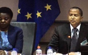 VIDÉO – Katumbi au parlement européen : « il n'y a pas de négociation sur ça, Kabila doit quitter le pouvoir le 19 Décembre »