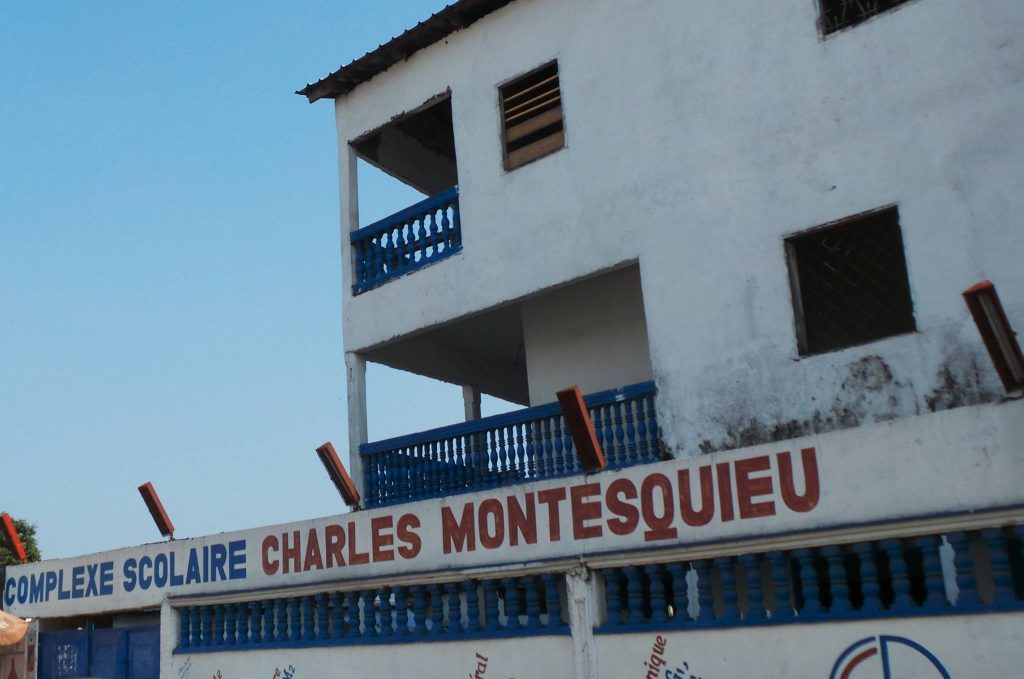Congo - Enseignement : suspension des établissements privés Charles Montesquieu