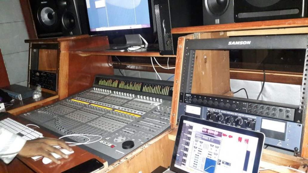 Koffi Olomide lance un studio d'enregistrement