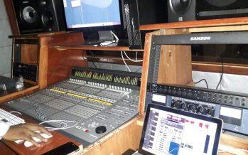 La star congolaise de la rumba, Koffi Olomide  lance un studio d'enregistrement