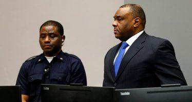 Violences en RDC : Jean-Pierre Bemba depuis la CPI qui prône un «dialogue sincère»