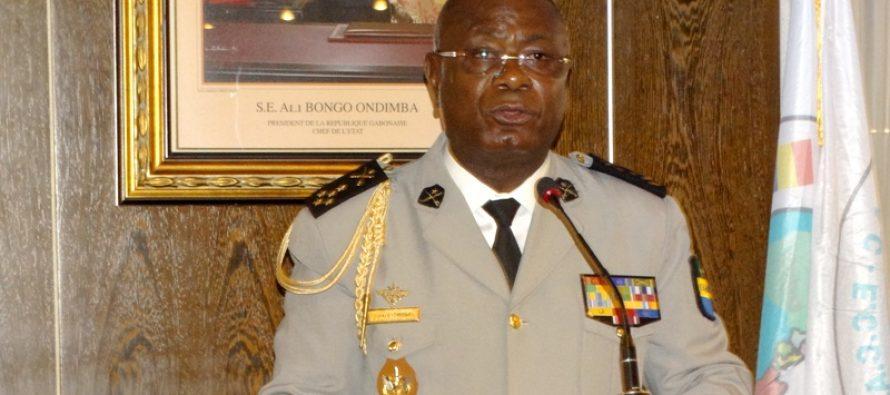 Gabon : Le chef d'état-major des armées, Auguste Bibaye Itandas aurait démissionné