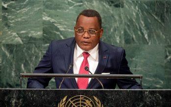 Congo : Jean-Claude Gakosso vante les mérites de la nouvelle Constitution aux Nations Unies